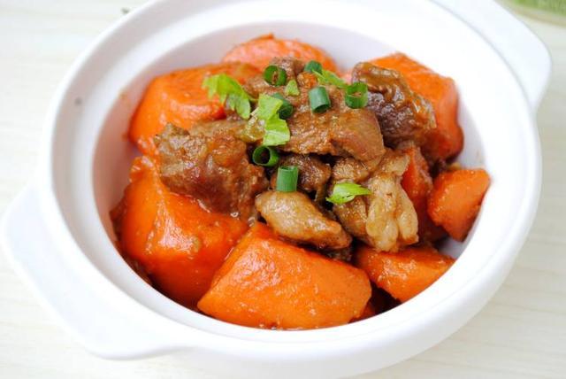 冬天的滋补品,胡萝卜炖羊肉,好吃不腻 食疗养生 第16张