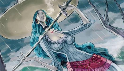 海賊王:名稱比較優美的名刀,雪走被毀可惜,櫻十被當做腳使用