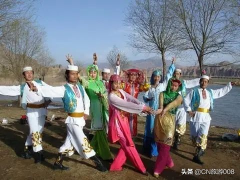 中国56个民族(三十四),撒拉族