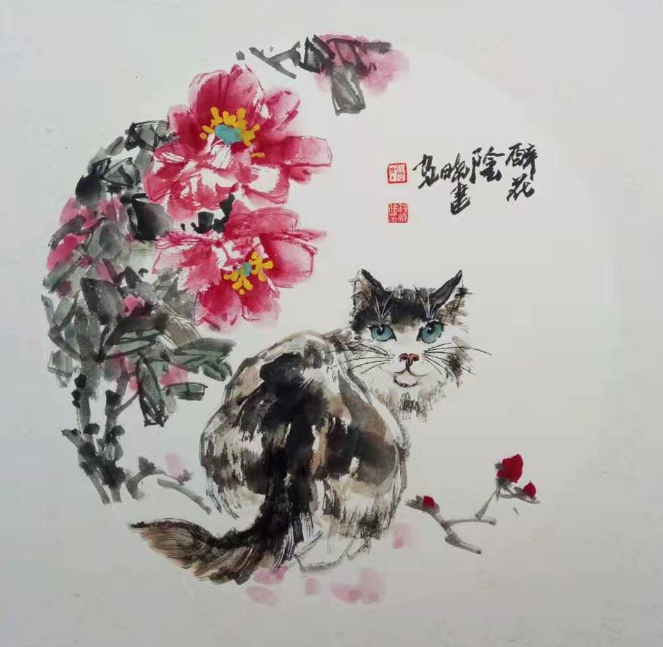 红旗下的军人魂,画笔中文化情:记洋县文化馆馆长杨晓建