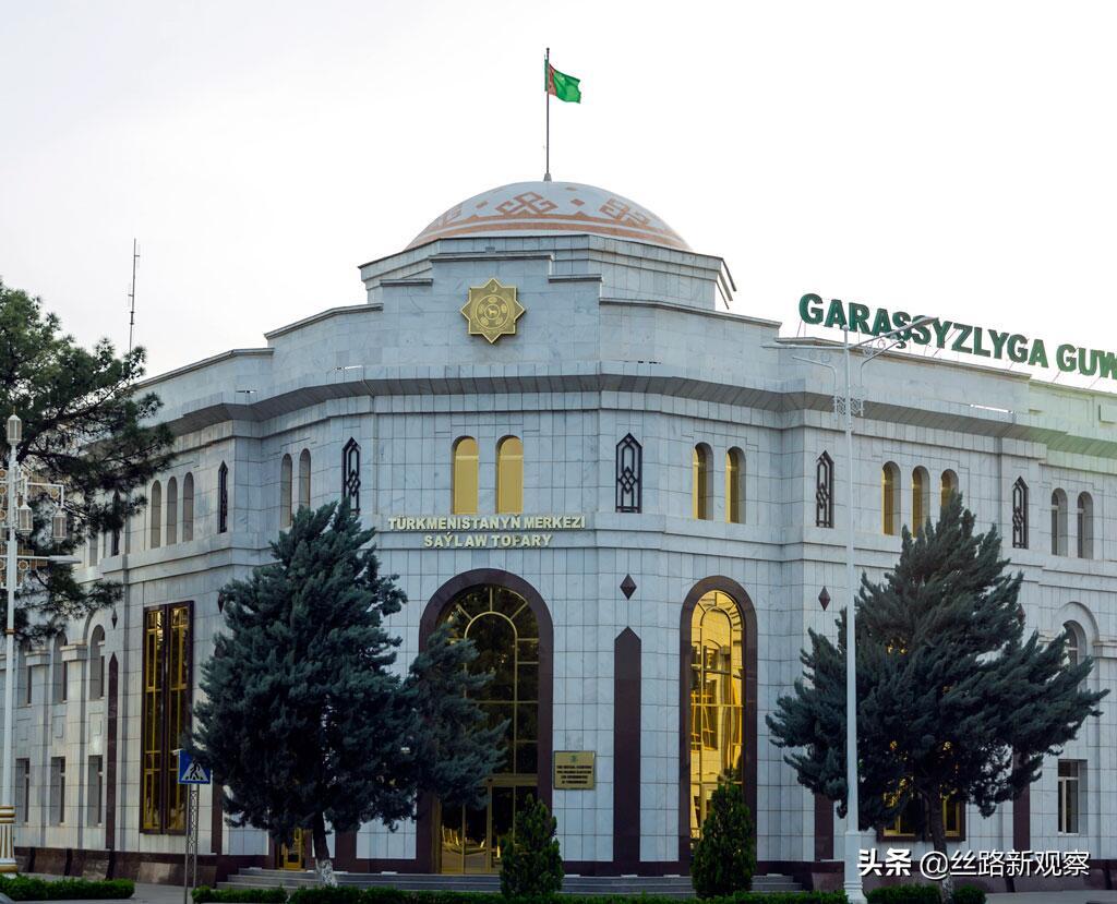土库曼斯坦政治变革,开始了