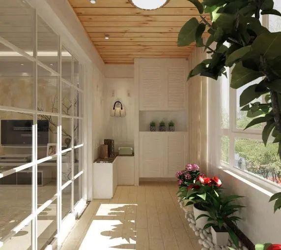 麒林门窗提醒您:封阳台才是明智选择,实用又美观