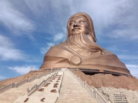 乌海成吉思汗博物馆——「英可纳」超大防火门