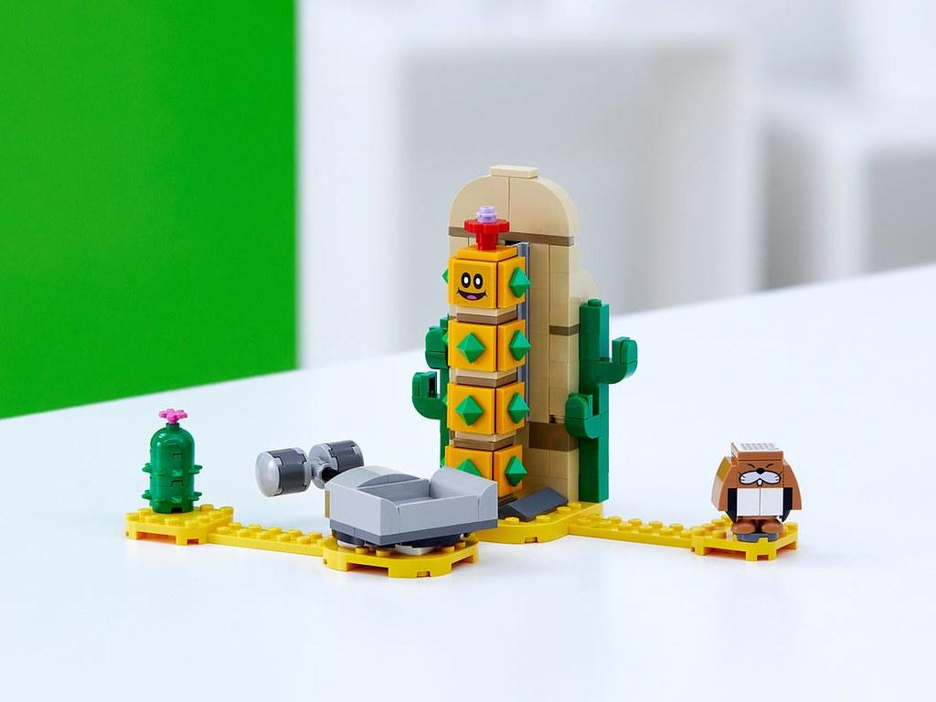 乐高超级马里奥系列(LEGO Super Mario)众多新品公布