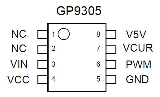 APC集成icGP9305应用技术