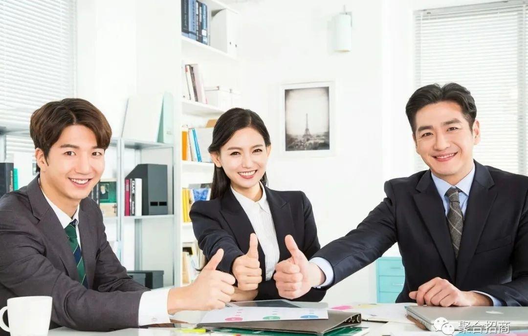 企业招商,就找聚合专业招商外包公司