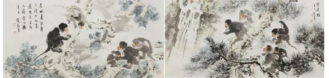 三十年画好一棵树——赵钲