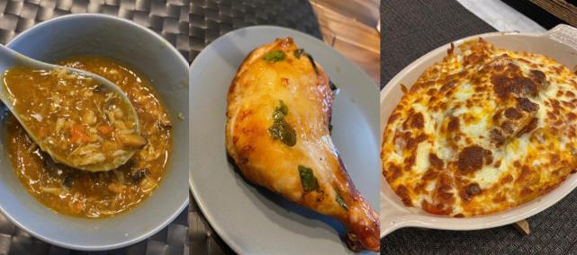 王祖蓝晒全家福庆父亲节,还下厨给李亚男做美食,夫妻俩热吻甜齁
