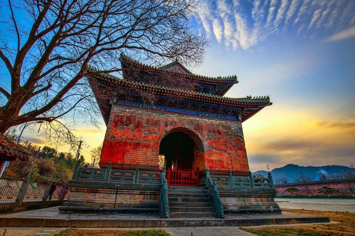 台,中国古建筑的局部美