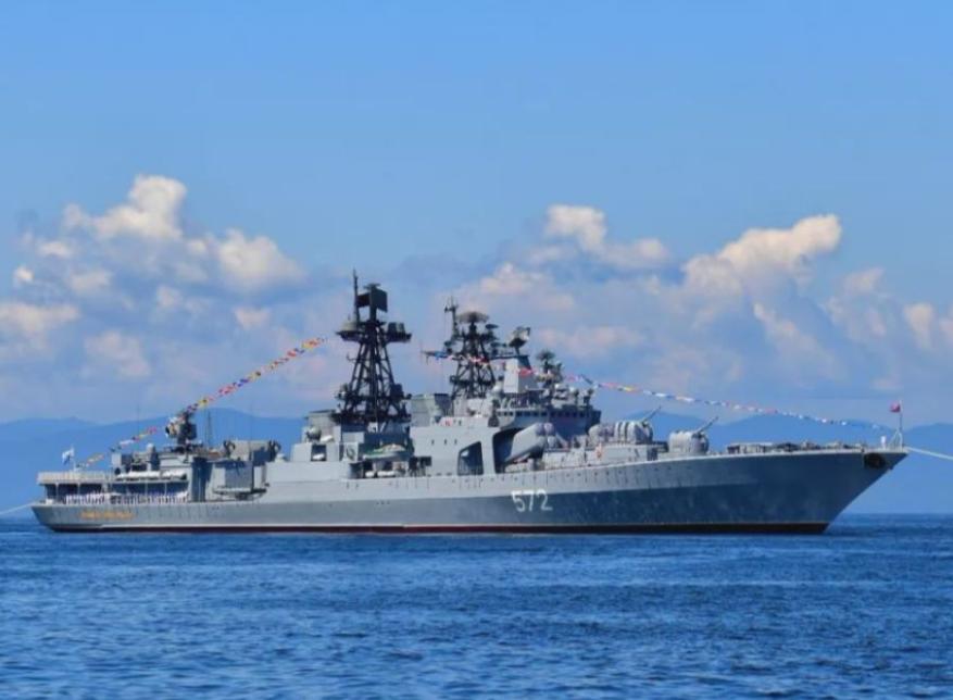 """拜登說中國""""欺壓""""俄羅斯,俄軍不解釋,派兵前往太平洋"""