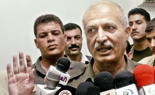 阿拉法特堂弟穆萨:曾任情报头子十年,躲过2次暗杀却死自家门口