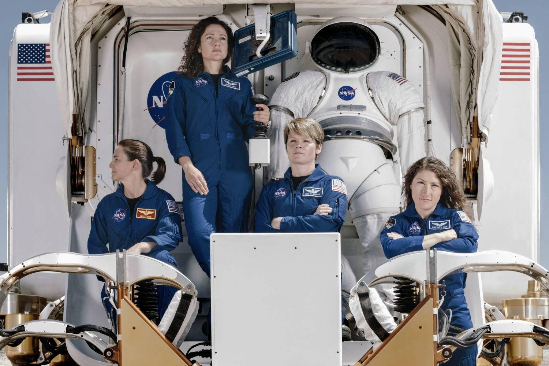 把女宇航员送入太空更经济吗?