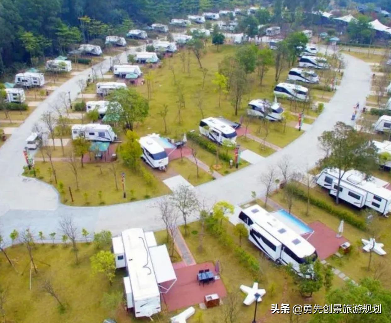 房车营地规划设计要点