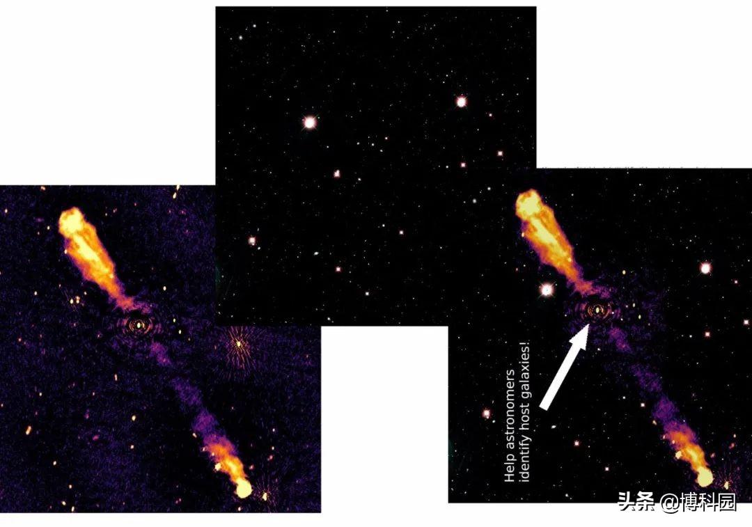 400万个射电源,天文学家处理不过来,寻求你的电脑帮忙找黑洞