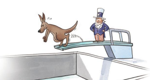 再不合作就退出中国市场,澳大利亚以撤资威胁,结果受伤的是自己