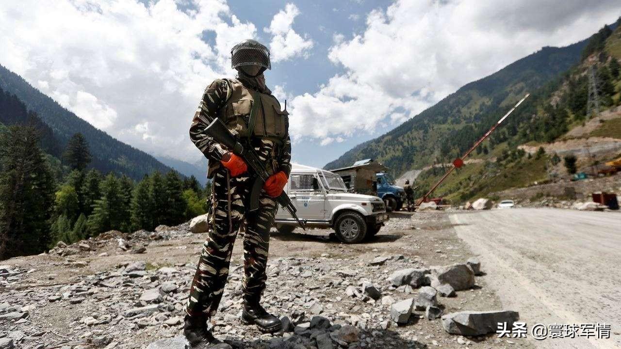 中巴联合军演震慑印度意味明显,双线作战叫嚣不断,激烈战斗弹药储备量提升至15日