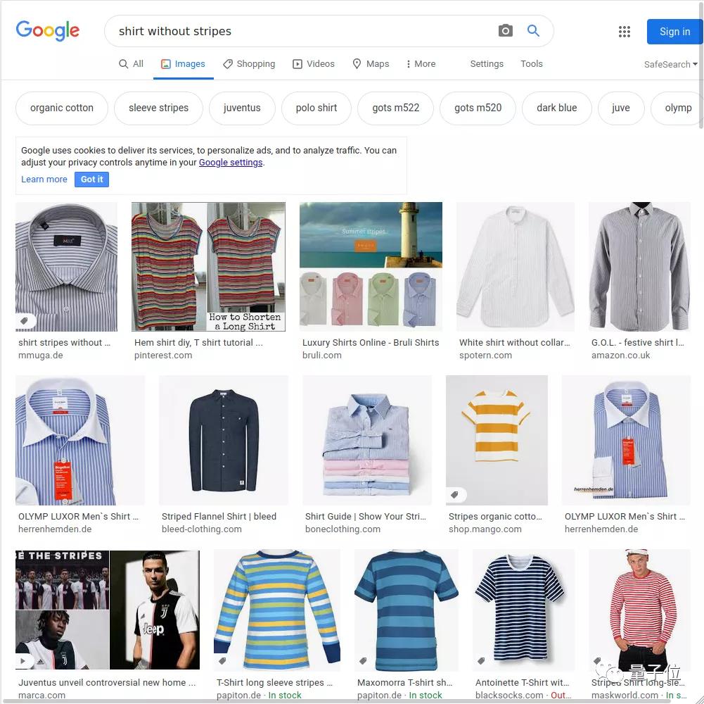 程序员:我只想买件没有格子的衬衫,怎么就这么难?