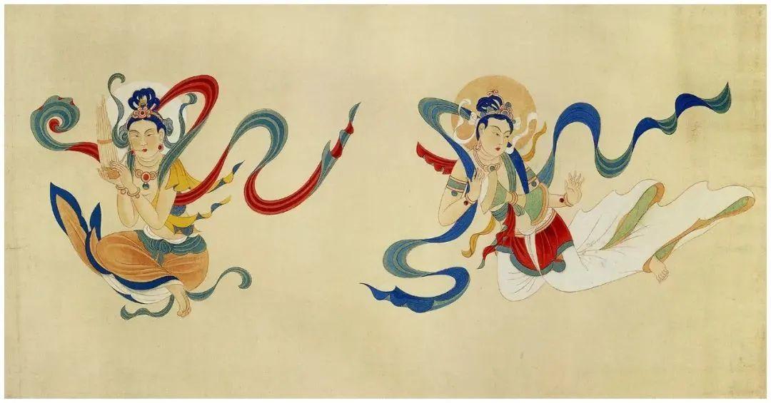 「巴蜀画派·闲谈」一代绘画大师张大千的敦煌之行