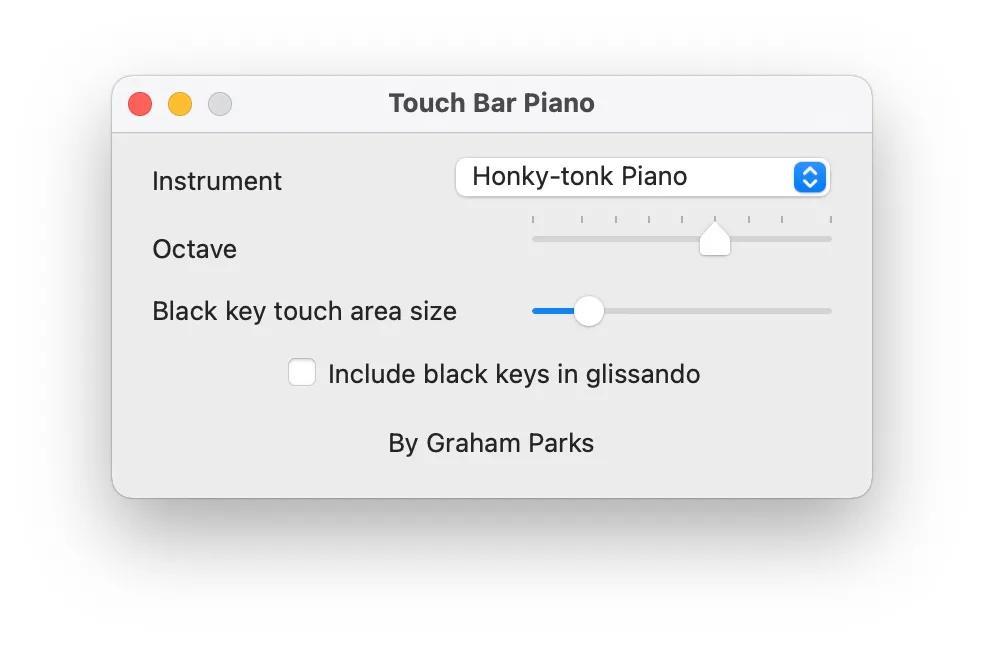 Touch Bar 上可以玩的小游戏,建议收藏! Mac小技巧 第6张