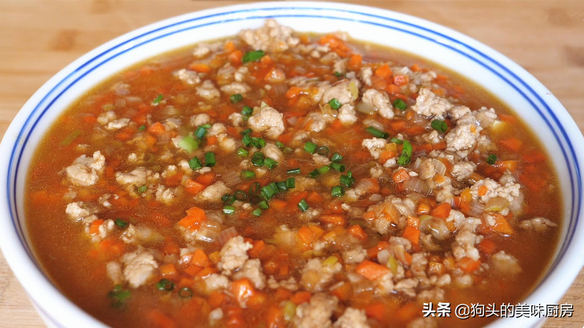 豆腐切成丁,不炒不煎不油炸,连吃一个月也不腻,营养丰富又美味 美食做法 第2张