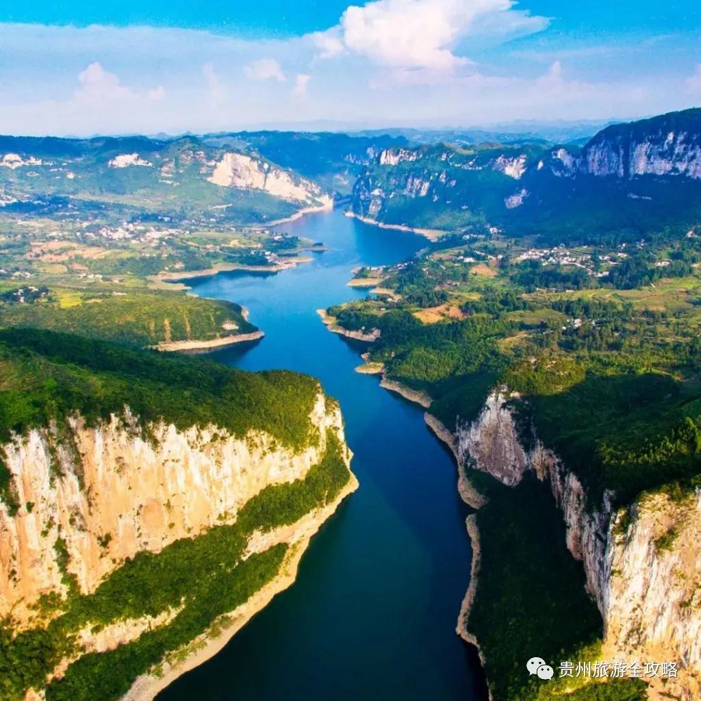 织金:一个因为溶洞而出名的地方,但风景并不只是溶洞