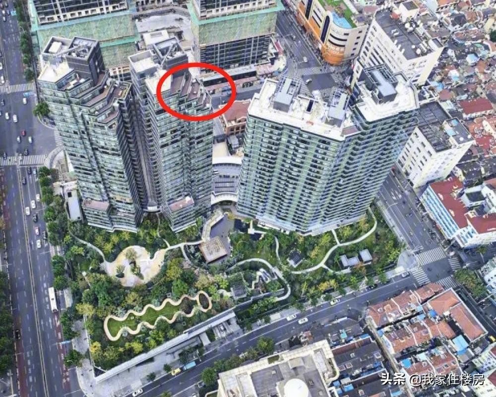 郑爽豪宅被扒:630平米空中别墅,市价高达1.5亿元