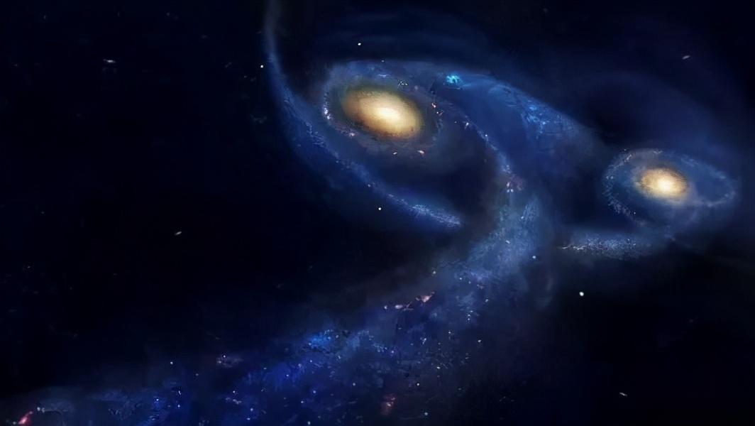 宇宙十大未解之谜