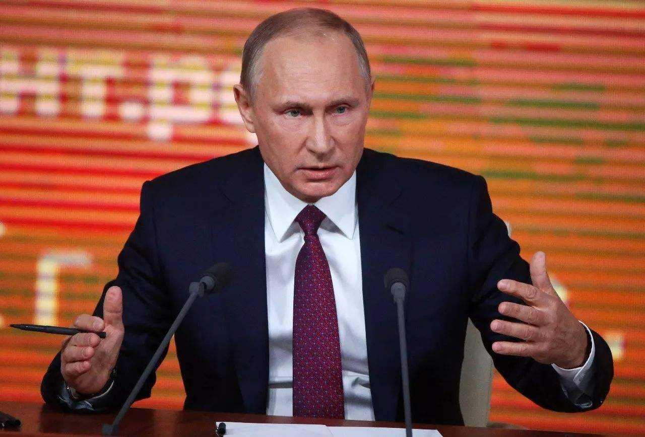 普京:并不拒绝俄中军事同盟可能,但目前没有必要