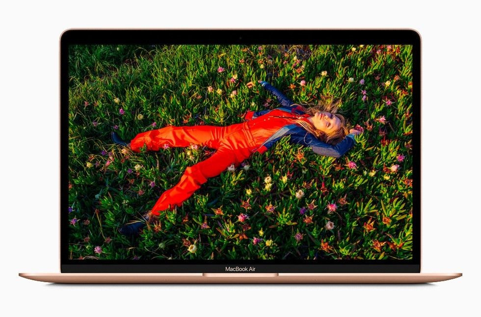 苹果自研M1芯片跑分曝光:新款MacBook Air超2019款MacBook Pro