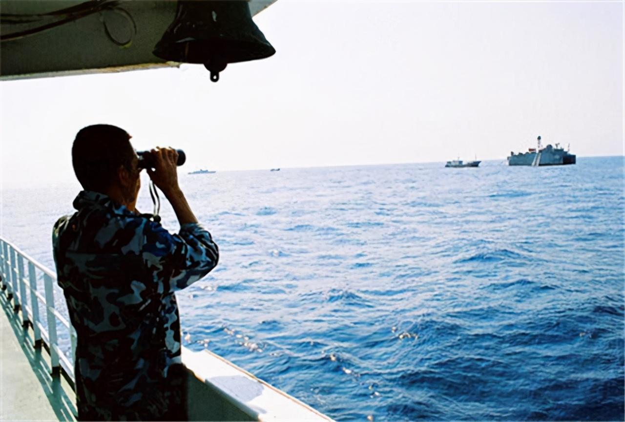 中国为何不怕美国威胁,看看2016年的中美南海对峙就知道了