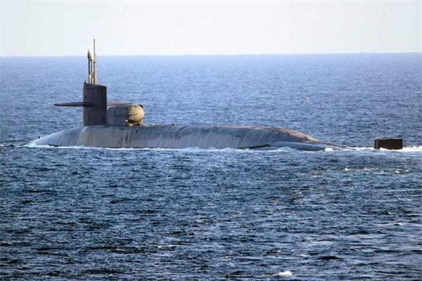 美国核潜艇部署波斯湾剑指伊朗 锐评:比航母编队更具有威慑力