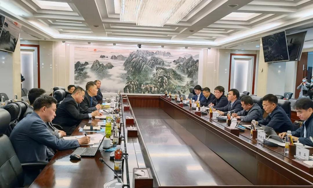 玉柴董事长李汉阳履新出访