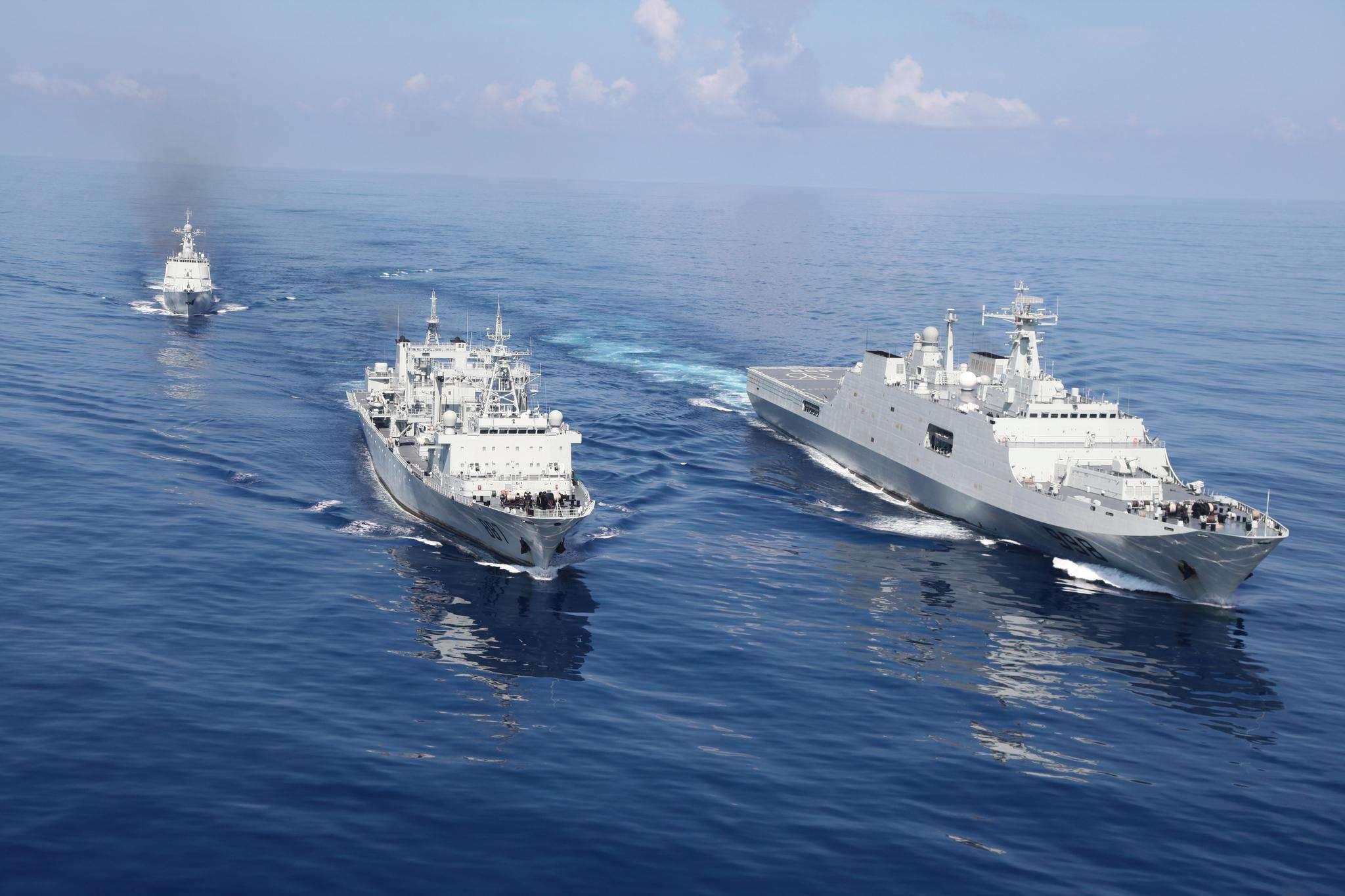 史上首次,中国大量军机抵近马来西亚巡航,传递了一个什么信号?