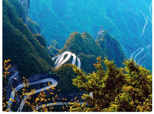 我國最驚險公路,99道急轉彎,全程長達10公里!你去過嗎?