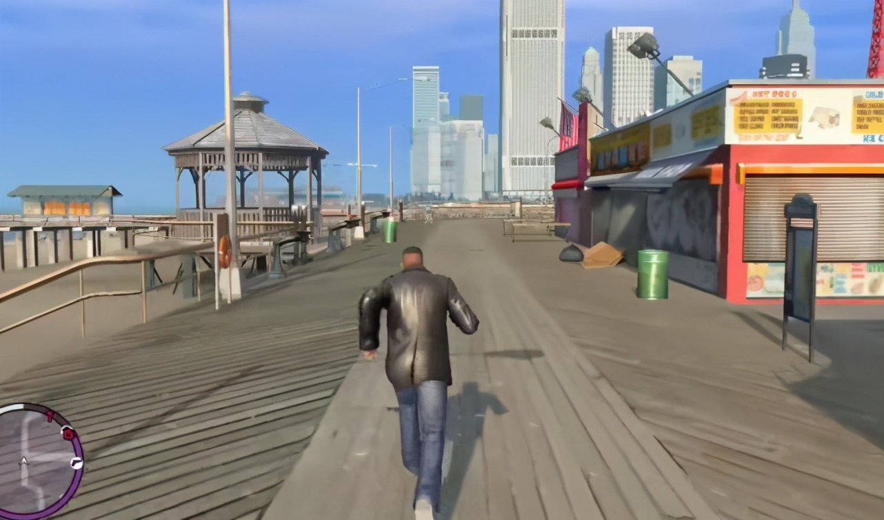 《GTA》画质演变史,从马赛克到高清的变迁,见证游戏时代发展