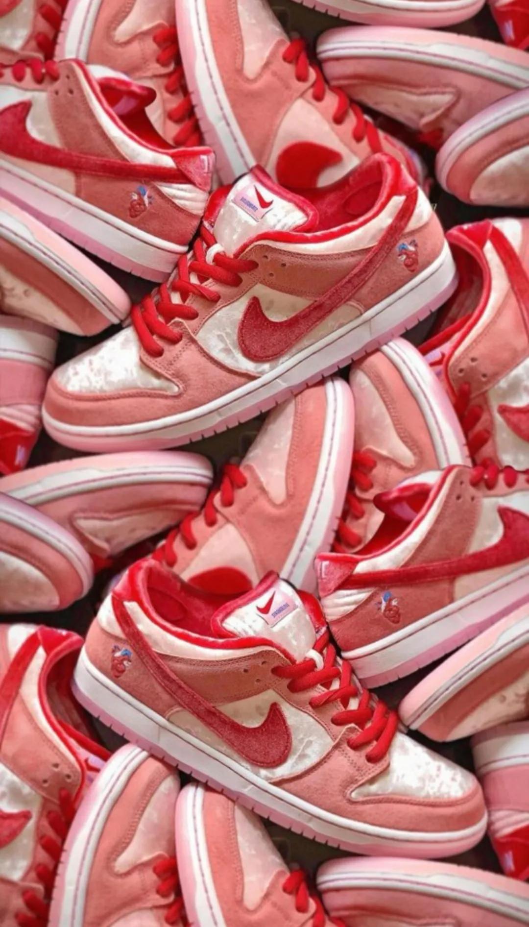 520送什么?有哪些示爱的球鞋是女生招架不住的