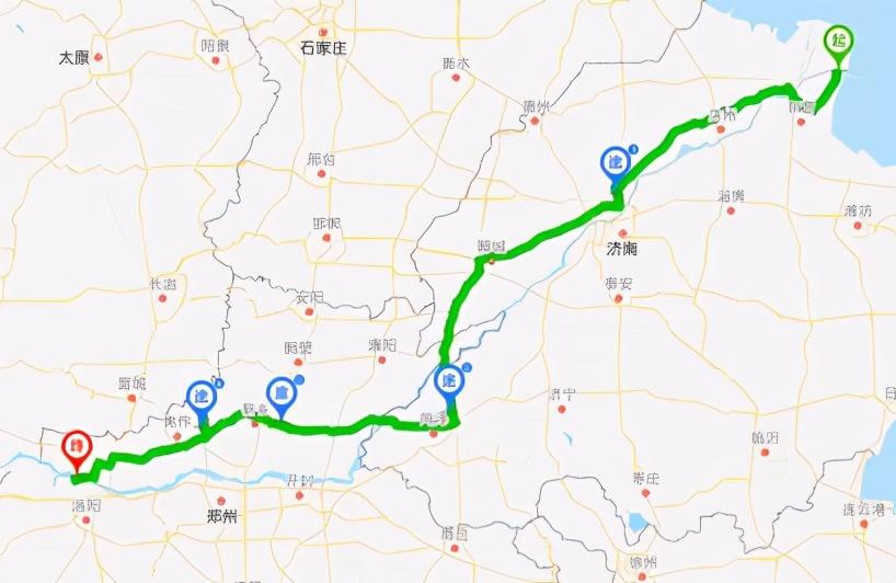 中国重汽黄河重卡 超900km跟车体验报告来了!实感超心动