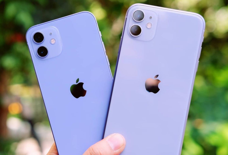 iPhone13都快來了,為什麼蘋果在這個時候推出紫色的蘋果12?