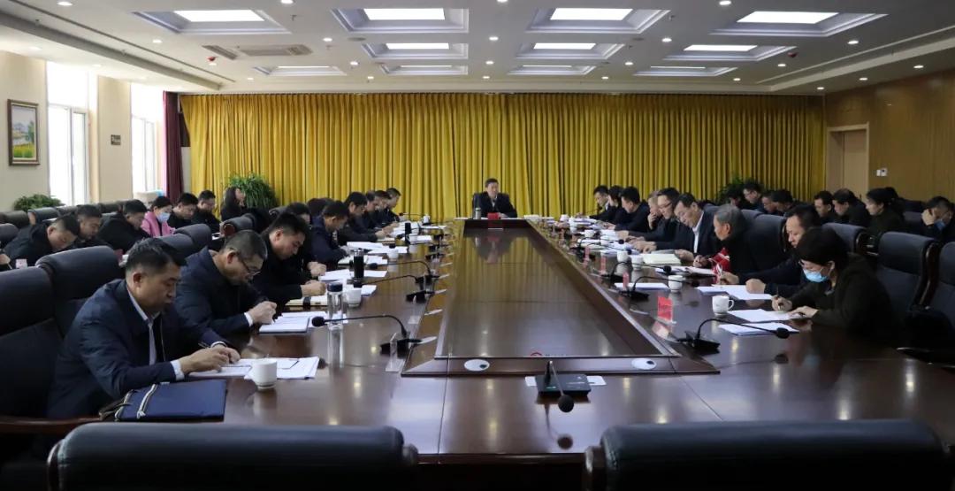 玉泉区委党史学习教育领导小组第二次会议召开