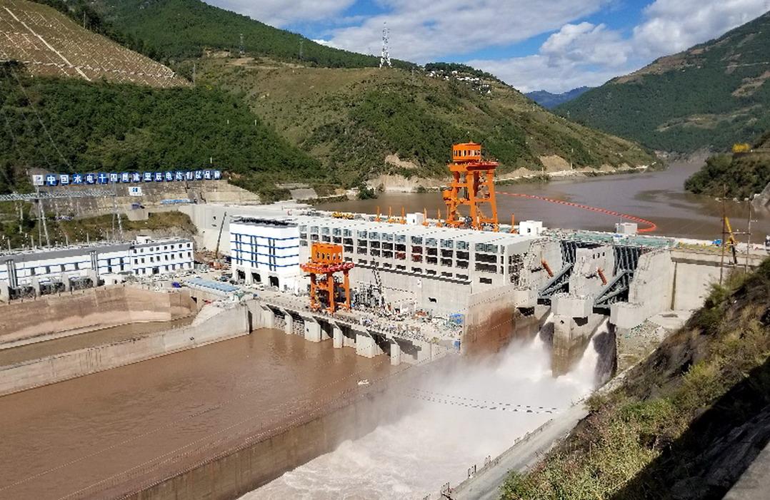 滇藏潇洒四千里,流域开发廿三级|澜沧江水电站集锦