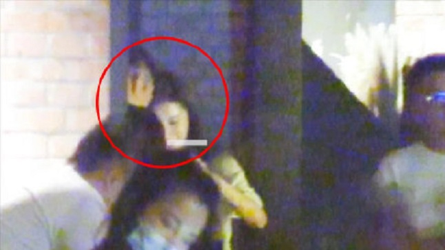 汪小菲被曝搂陌生女子 霸气回应:你哪个眼睛看见我手了