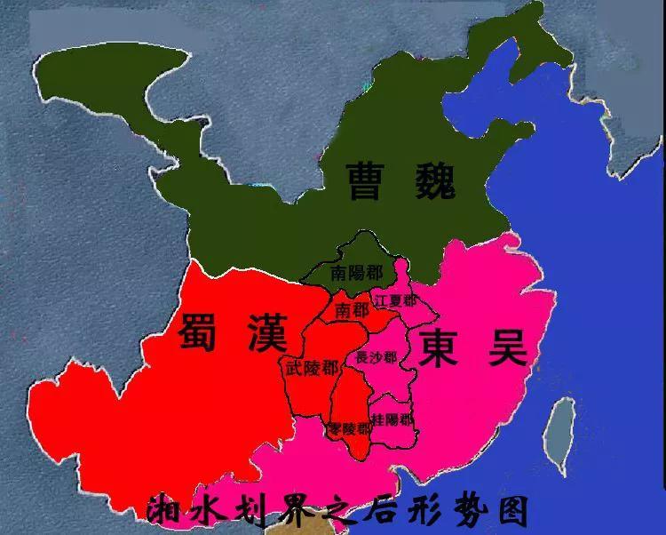 """关羽为什么会丢了荆州?真的是""""大意""""了吗?"""