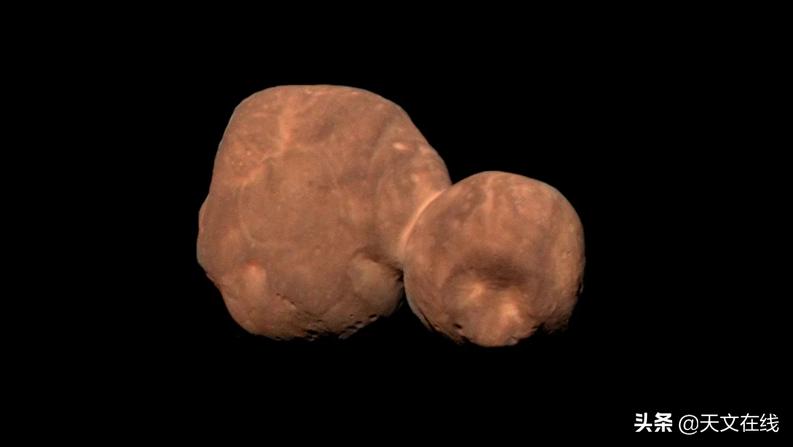 """用""""Arrokoth""""来命名这块奇怪的双瓣太空岩石再好不过"""