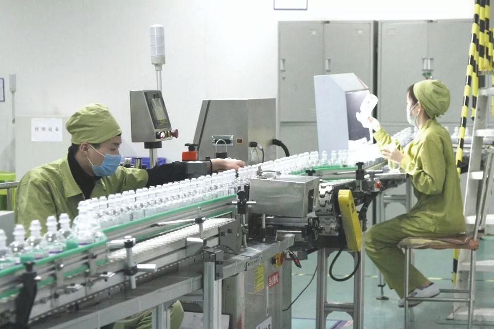 高新区医药健康产业:跑出高质量发展加速度