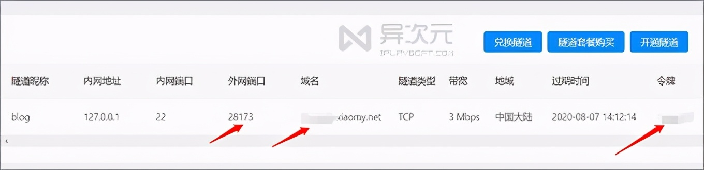 简单内网穿透-利用树莓派-低成本建站 无需公网ip