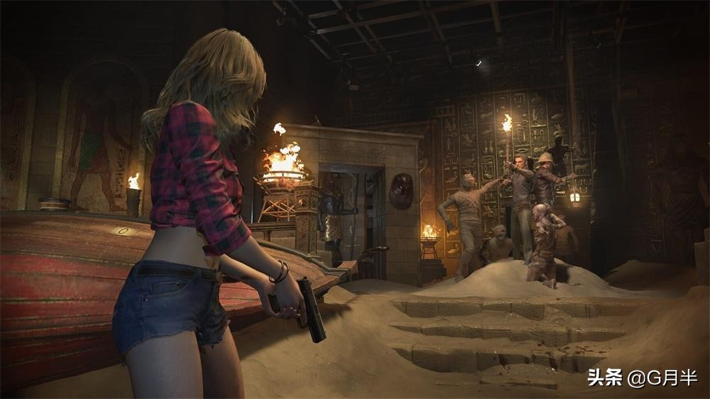 当玩家成为恐怖游戏中吓人的那一方,还能叫恐怖游戏吗?