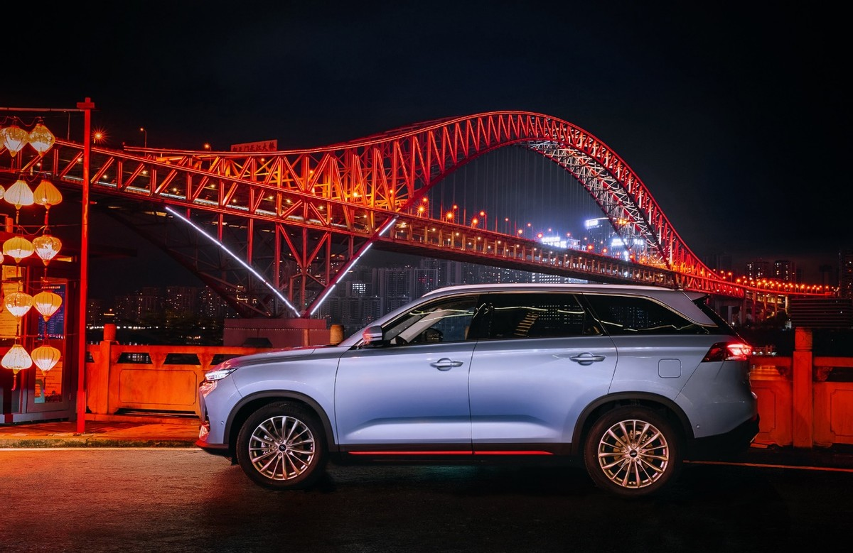 长安欧尚X7PLUS将于10月17日上市,新车福利提前曝光