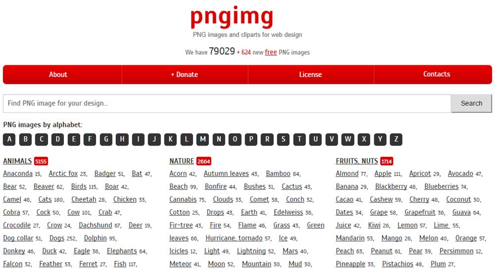 设计师必备!六个可免费下载PS素材的网站,再也不怕找不到好素材