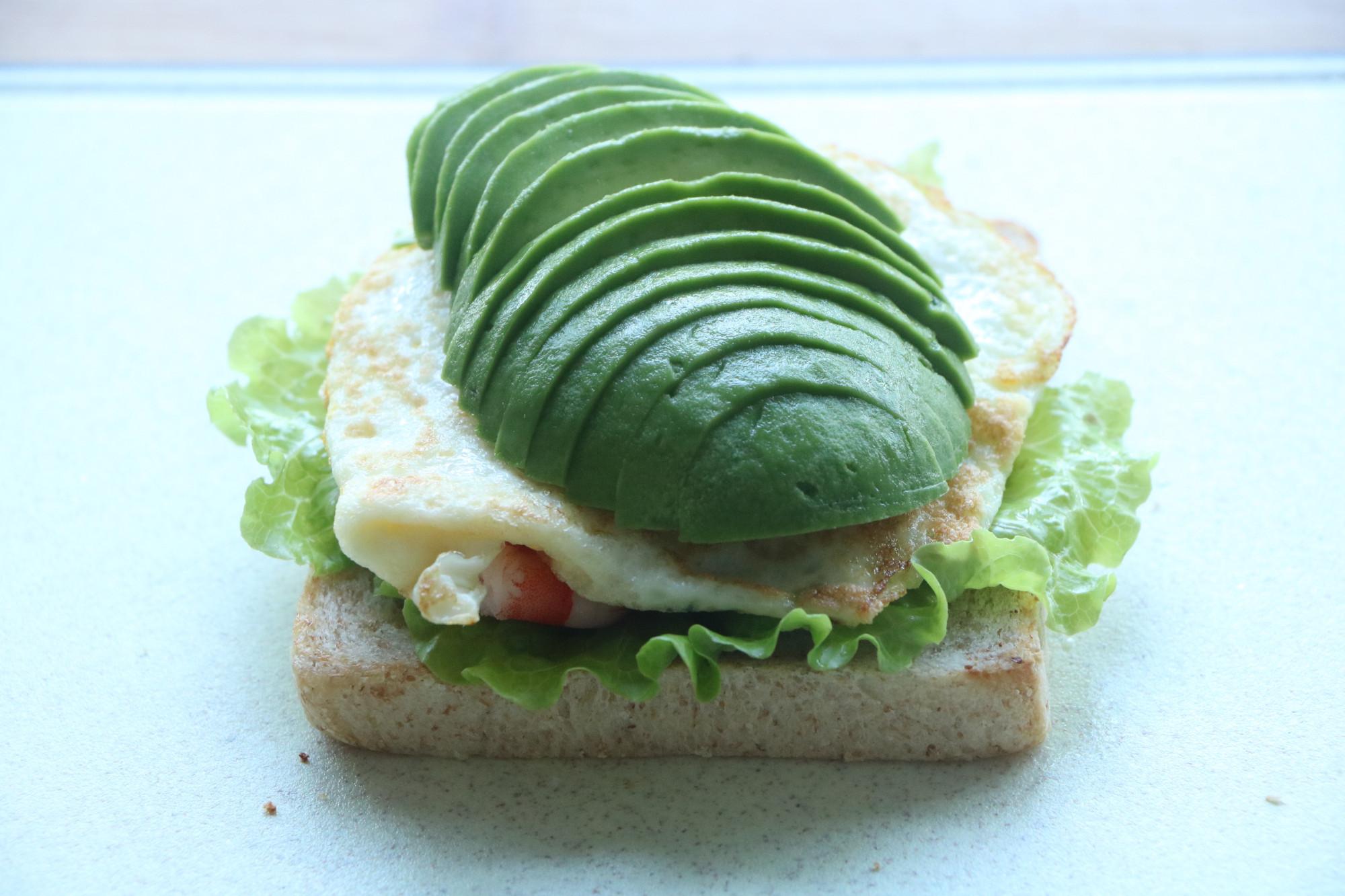 必吃的3款高蛋白三明治,低油低糖,原汁原味,超健康,別錯過哦