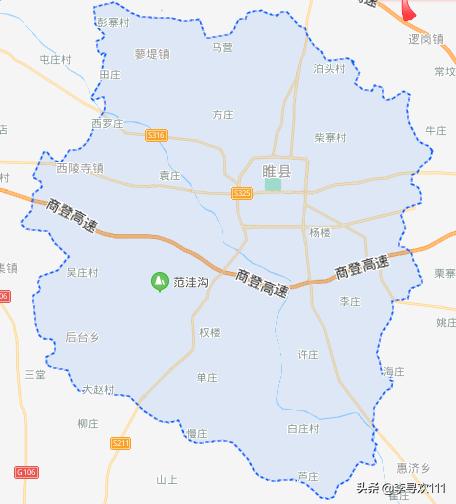 中国水族发源地、因古睢水而得名——中原地名探究之睢县